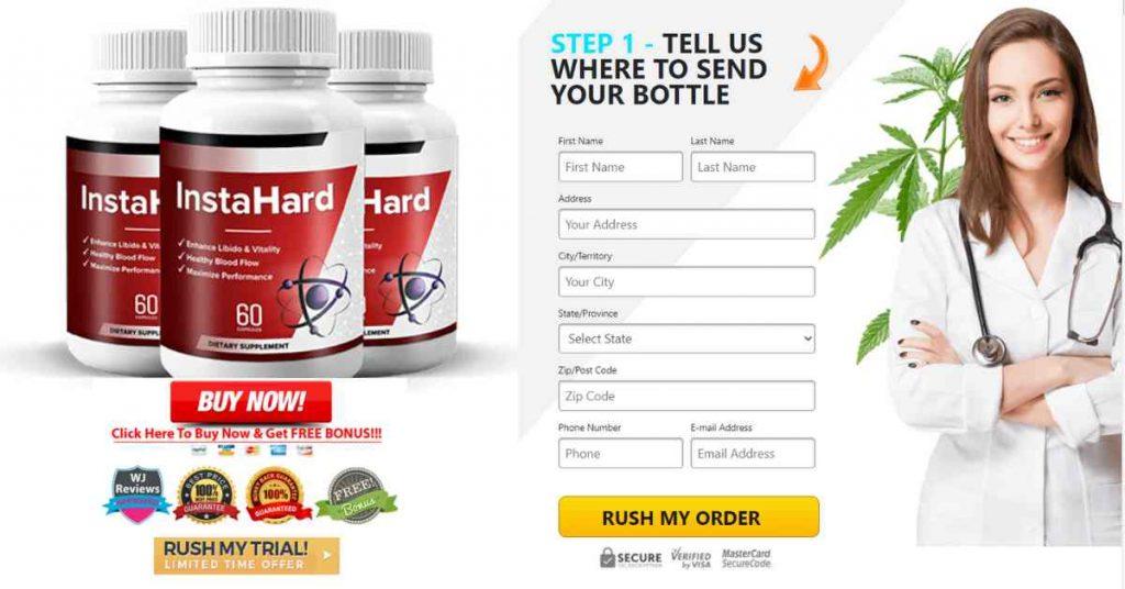 InstaHard- Male Enhancement Supplement Reviews: June 2021 | Elite Glean